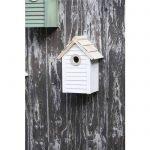Giv et fuglehus som gave til haven og haveejeren