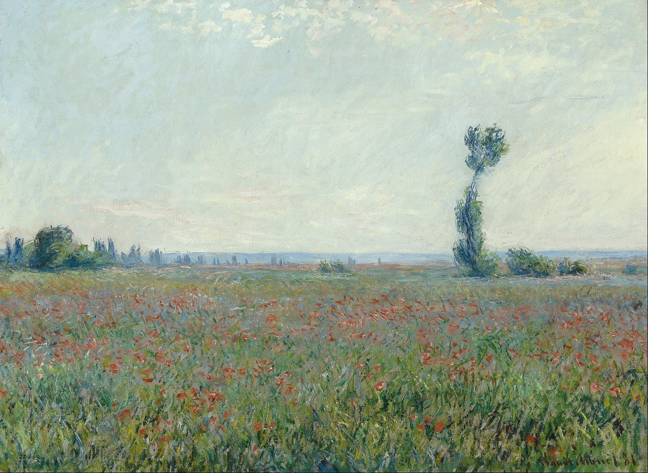 Maleri af Claude Monet