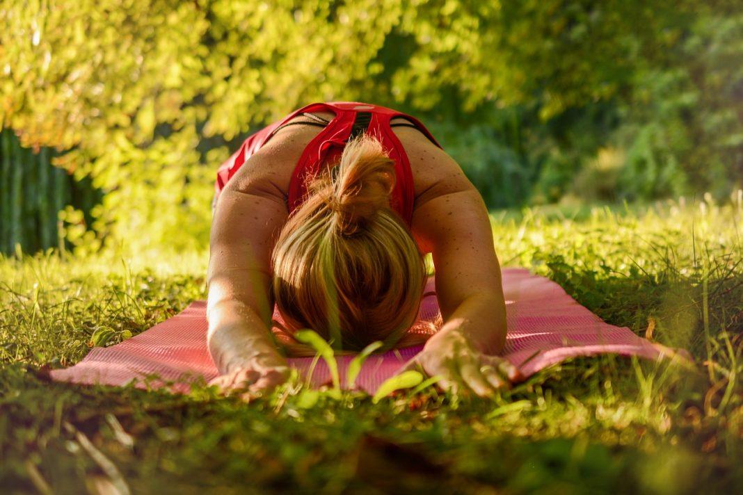 Yoga for cyklister