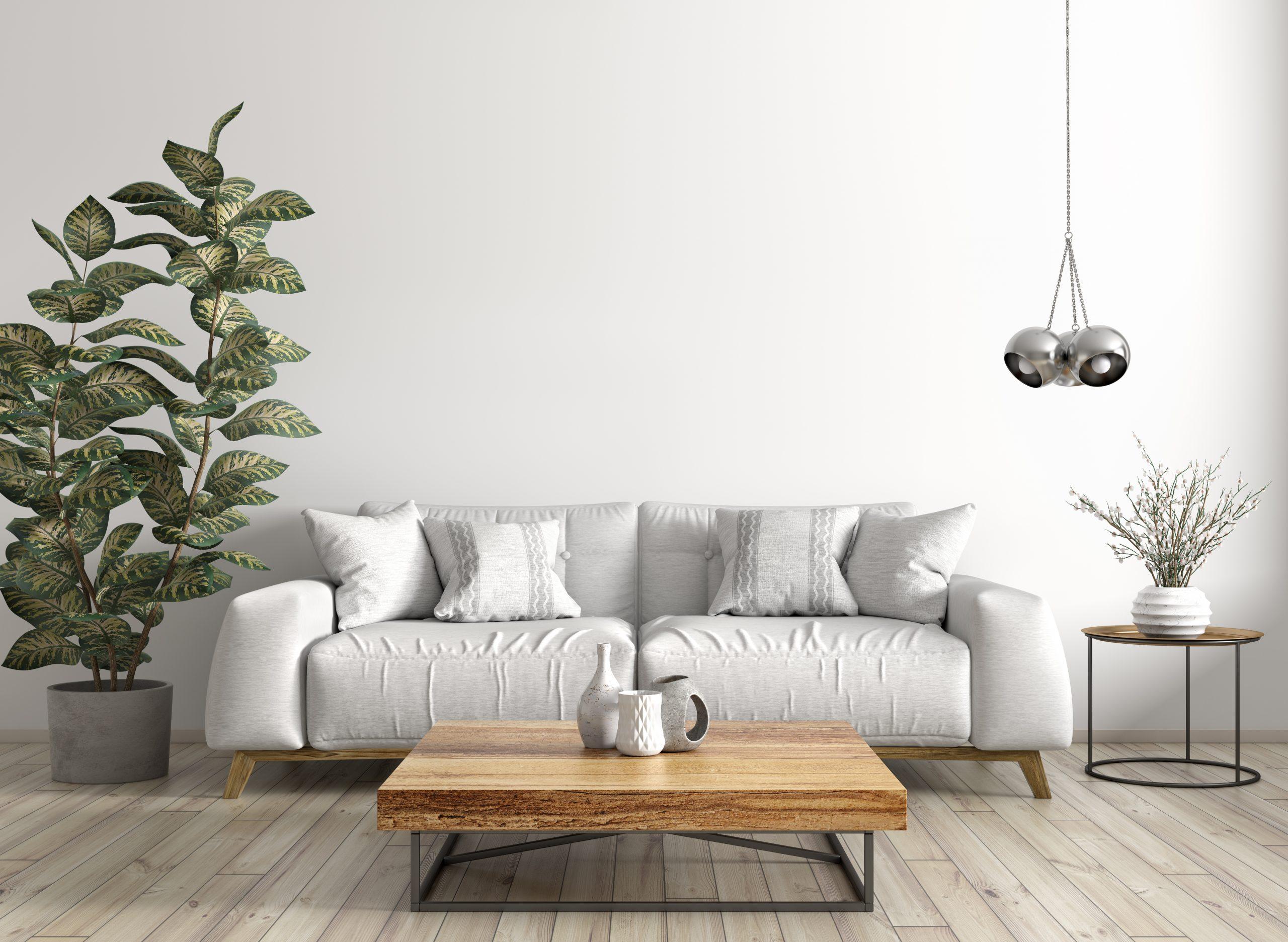 Kvadratiske sofaborde i træ
