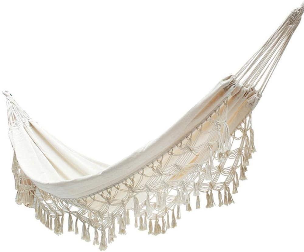 Romantisk hængekøje med frynser