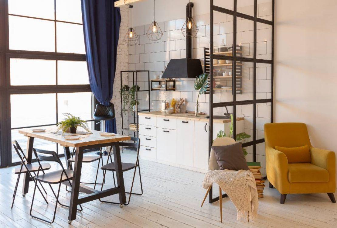 Drømmer du om et lækkert lille køkken?
